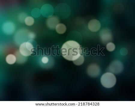 Abstract blurry dark blue background