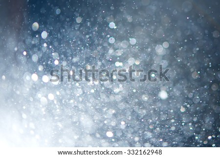 Abstract bokeh backgrounds - stock photo