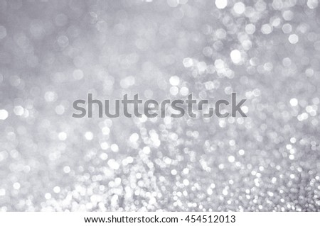 abstract bokeh circle light shines background