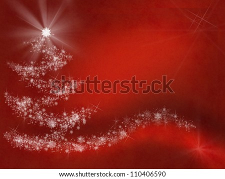 Abstract border frame, has vintage grunge background texture design with lighting, elegant Christmas background, luxurious paper or wallpaper - stock photo