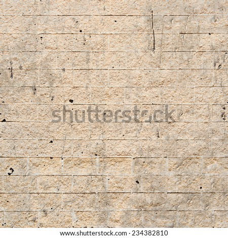 Abstract brick wall. Background texture.  - stock photo