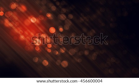 abstract brigh bokeh for background