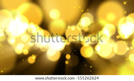 abstract bright bokeh for background