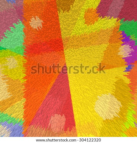 Abstract bright colorful background - stock photo