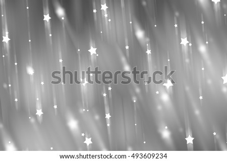 Abstract bright glitter grey background. romantic illustration