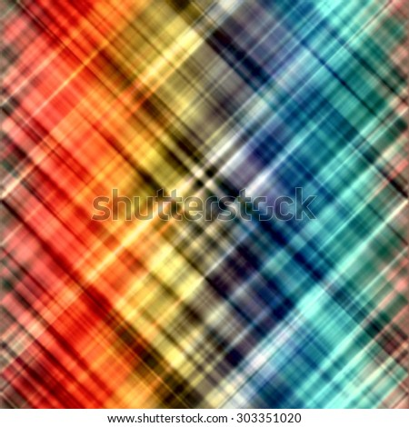 Abstract bright retro color blur art background - stock photo