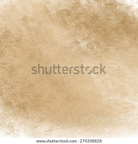 abstract brown background beige tan color, vintage grunge background texture,