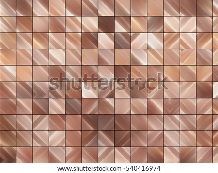 abstract brown background. diagonal lines and strips. illustration digital.