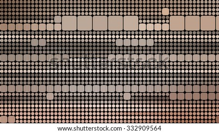 abstract brown background. horizontal lines and strips