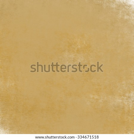abstract brown background orange tone paper parchment with soft texture or peach cream colored wall warm beige light wallpaper, neutral plain backdrop for website or vintage invitation or stationary - stock photo