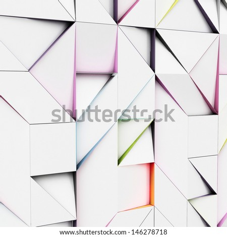 abstract business design background - stock photo