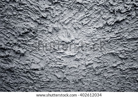 Abstract cement wall texture background. - stock photo