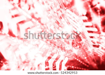 Abstract Christmas background, Christmas Abstract    snowflake closeup. Soft focus