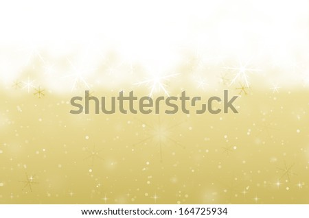 Abstract christmas background with snowflake.