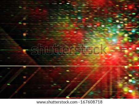 abstract Christmas colors background texture - stock photo