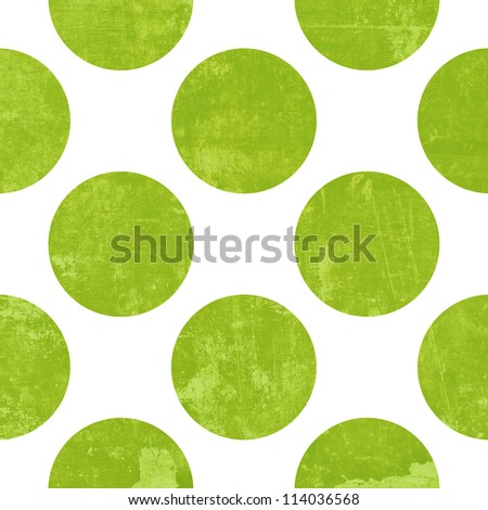 abstract circles on white background - stock photo
