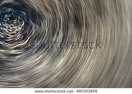 Abstract circular motion blur background