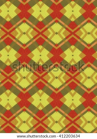 Abstract circular pattern. Kaleidoscope background.