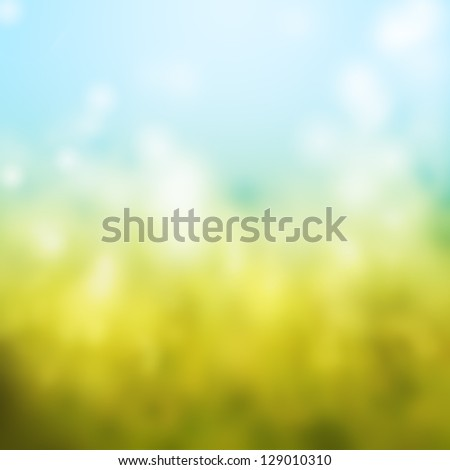 abstract color for natural background. - stock photo
