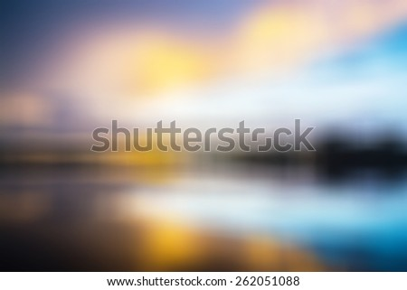 Abstract color of nature background - stock photo