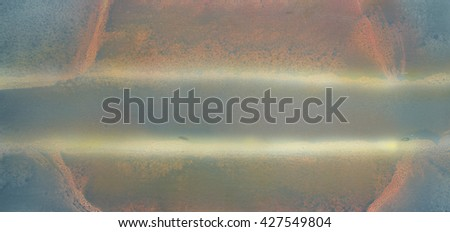 Abstract color on plywood texture for background.De-focused