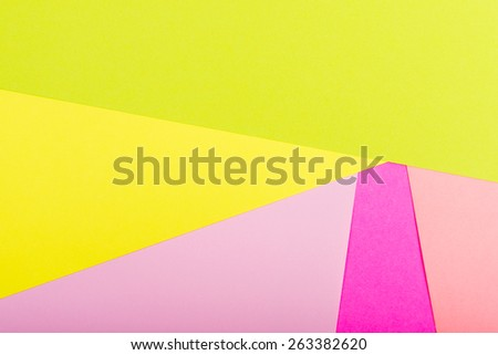 Abstract color paper background.  - stock photo