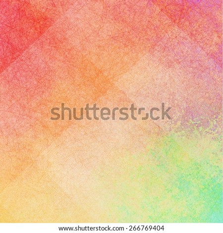 abstract colorful background design with angles and striped pattern - stock photo