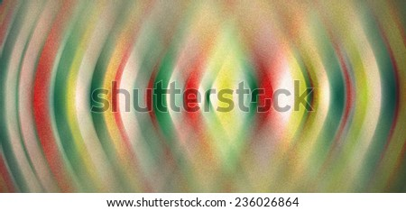 Abstract Colorful Background with Vintage Grunge and Grain Effect