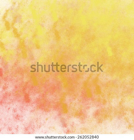 abstract colorful background with white vintage grunge background texture faded with soft blotchy color splashes of blue purple orange and pink - stock photo