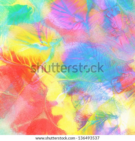 Abstract colorful bright background