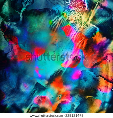 Abstract colorful bright background - stock photo