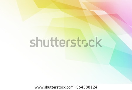 abstract colorful curved background. - stock photo