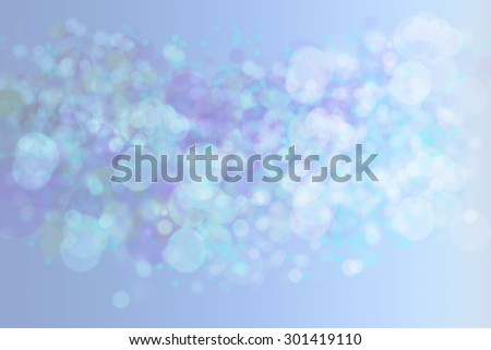 Abstract colorful light background with beautiful glitter twinkling bokeh