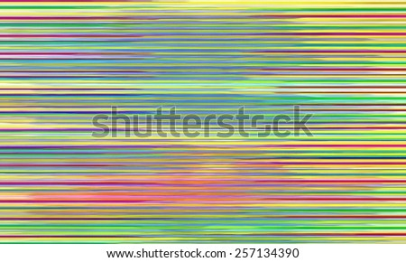 Abstract colorful lines background. - stock photo