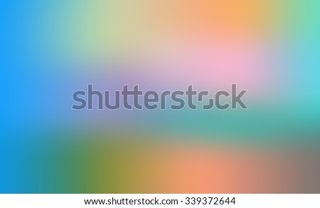 Abstract colorful Pattern - stock photo