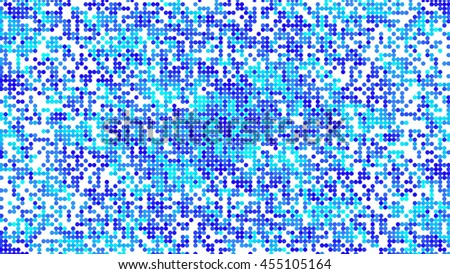 abstract colorful pattern  on white background. - stock photo