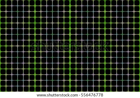 Abstract colorful seamless pattern with an intricate interconnected grid, ideal for any kind of fabric,print or any other creative use,in high resolution and dark vivid colors