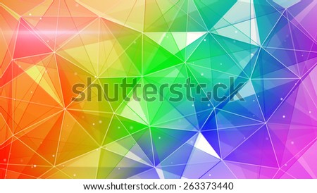 abstract colorful web background - stock photo
