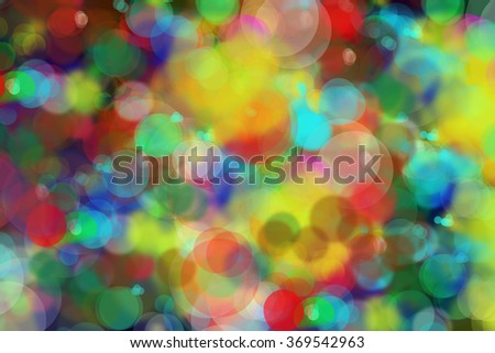 Abstract colourful bubbles-beautiful background