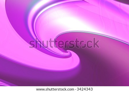 abstract composition, spiral - stock photo
