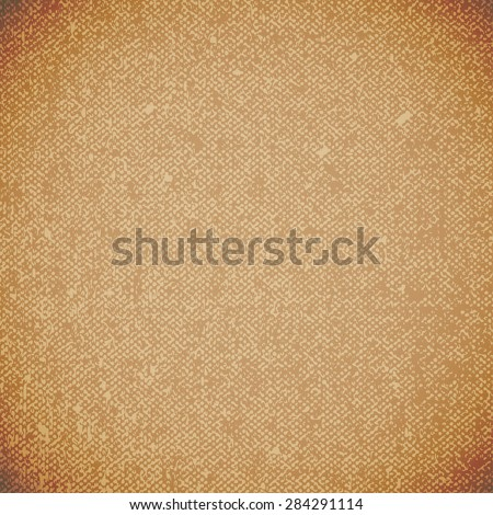 Abstract cork board background.