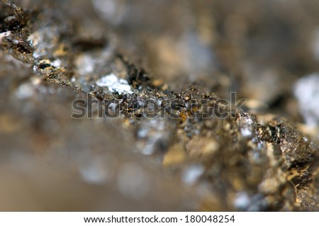 Abstract crystal background (big collection). Macro