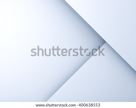 Abstract 3d triangle shape background. 3D rendering.
