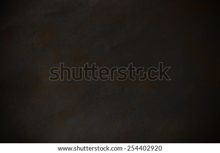 Abstract dark and gold grunge technical background paper - stock photo