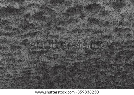 abstract Dark contrasted black grass background. ,grass texture black and white blackground - stock photo