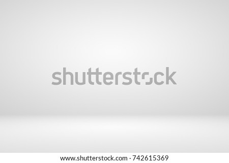 Abstract Dark Grey With White Gradient Background Wallpaper Empty Studio Room Used For Display Product Ad