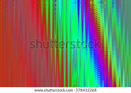 Abstract decorative texture with colorful zig zag pattern for web-design, presentations, invitations. Illustration.