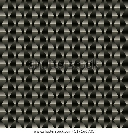 Abstract decorative textured geometric background. Seamless pattern.