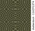 Abstract decorative textured weaving ornament. Seamless pattern. Illustration. - stock photo