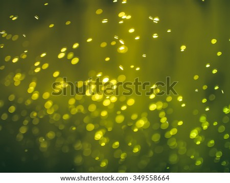 Abstract defocused bokeh background - stock photo